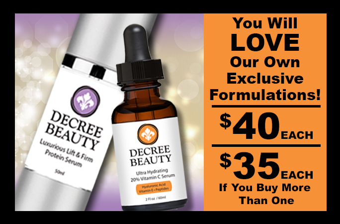 Decree Beauty Formulations